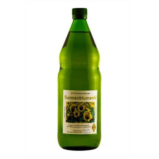 Sonnenblumenoel-Liter