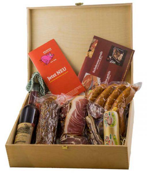 Geschenkbox Plautz
