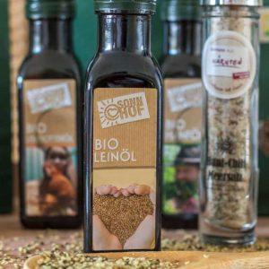 Bio-Leinöl-Sonnhof