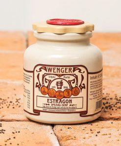 Wenger-Estragonsenf-Steinguttopf-250g