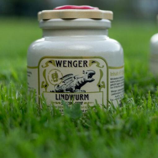 Wenger-Lindwurmsenf-Steinguttopf-250g